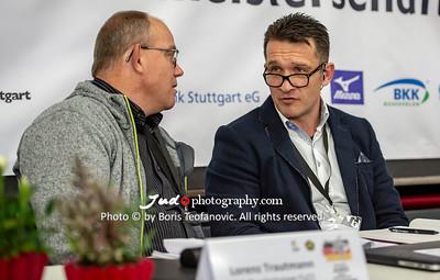 Bundestrainer, Claudiu Pusa, DEM2019 Stuttgart_BT_NIKON D4_20190126__D4B6643