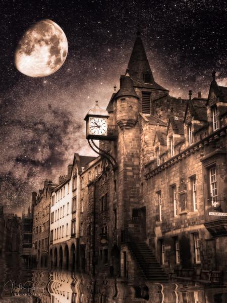Fantasy Edinburgh I - Canongate