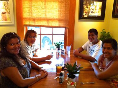 Dinner In Galveston
