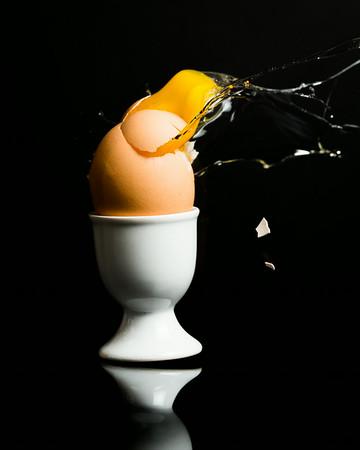 Egg vs. Airsoft Round 1