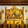 Chapel Altar Screen, El Rancho de la Golondrinas, Los Pinos Road, Santa Fe, New Mexico