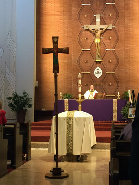 Memorial Service, December 11, 2015<br /> Holy Family Cathedral, Orange, CA