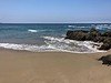 Sue's ashes were sprinkled here, 5 years ago.<br /> Crescent Bay, Laguna Beach<br /> June 19, 2019