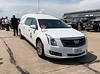 Hearse ready to receive and transport William Closing's remains back to Illinois.
