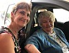"""Lorene Frederking, 92-years young, knew Uncle Billy as teens (she was 5 years younger).  She mentioned that Billy was """"good looking"""" and played the piano well. She may have had a crush on him. Lorene resides in Altamont, IL."""