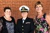 """ENS Jennifer Edwards, US Navy, volunteered to accompanied William Klasing's casket from Omaha, Nebraska to its final resting place in Trenton, Illinois. Jennifer's follow up message to Linda on July 8, 2019:<br /> <br /> Good evening Linda, <br /> <br /> I hope you and your family had a happy Fourth of July!<br /> <br /> It was truly my honor to escort EM3(c) William """"Billy"""" A. Klasing home. I put together this collage to document our journey from Omaha Nebraska to Trenton/Breese, IL.<br /> <br /> I have also included some extra pictures that I thought you might like to see.  I apologize for my delay in sending this, but I wanted to put together something I thought that would hopefully encompass the magnitude of this journey with just the right pictures. I also wanted to thank you and your family for your kindness during this difficult time. <br /> <br /> It is my sincerest hope these pictures bring your family peace.<br /> <br /> I will never forget this remarkable Sailor, or you and your family, and the incredible show of support his homecoming inspired.<br /> <br /> Very truly yours,<br /> <br /> ENS Jennifer Edwards"""