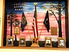 American Legion Post 252, Wall of Honor for those who gave the great sacrifice.  Breese, Illinois.