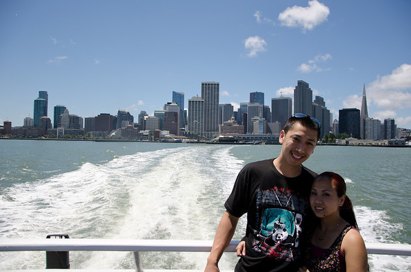Ferry to Sausalito (9/5/12)