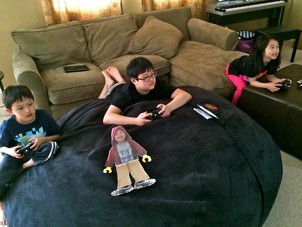 Flat Stanley Project - Luc