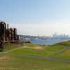 Gasworks Park, with the Seattle skyline in the background. Taken at 10mm with a Sigma 10-20mm ultra-wide-angle lens. This picture just begged to be cropped down to the super-wide aspect ratio.