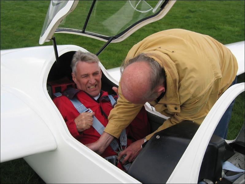 Henk Dekkers (Aeroclub Welschap Eindhoven)