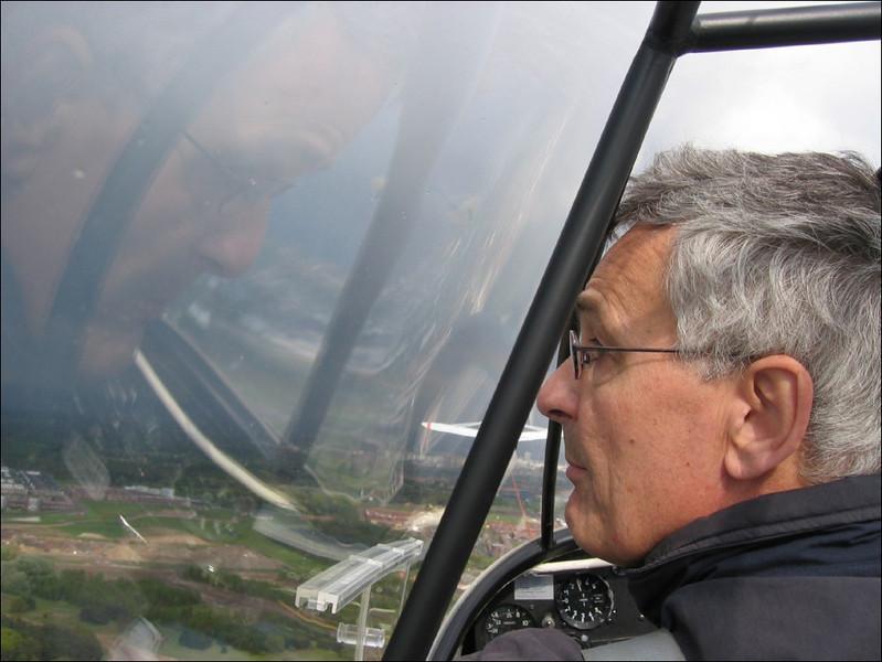 Flier (Aeroclub Welschap Eindhoven)