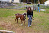 <center>Jane and Vincent van Goat<br><br>Glocester, Rhode Island<br><br>This is Jane with Vincent van Goat.</center>
