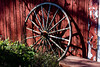 <center>Wagon Wheel <br><br>Glocester, Rhode Island