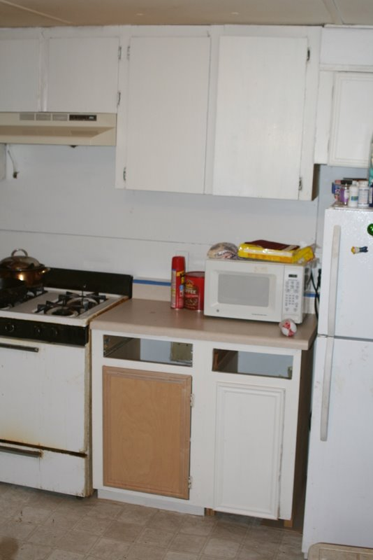 09 03 Minden, LA - The entire kitchen looks brand new with all new cabinets & counter tops complete. lf