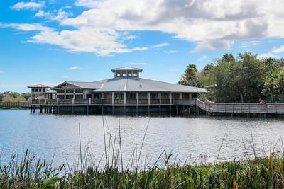 Green Cay Wetlands Pavillion