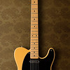 Yellow Telecaster