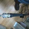 LMR-400 soldered end