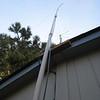 50ft fibreglass push-up mast