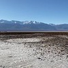 Video of Badwater Basin, Death Valley, lowest point in North America, at -282 feet (-86m).  Mt. Whitney, 135 miles (217km) away, is the tallest point, at 14,505 (4421m) feet elevation, in the contiguous 48 US states. Mt. McKinley, aka Denali in Alaska, is 20,308 feet (6,190m).<br /> <br /> The Dead Sea (Jordan/Israel) is the lowest point on Earth at -1360 feet (-414 m) below sea level.