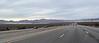 Approaching Las Vegas, passing by solar farm on I-15