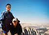 """With """"T"""", Tuan Nguyen, who flew in from Pennsylvania to hike up Whitney.<br /> Whitney Crest Trail<br /> September 22, 200?"""