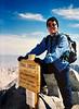 Whitney Trail Crest, 13,600ft