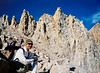 Robin Nguyen<br /> Ascending Whitney trail