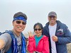 Kevin, Tracy & Bentley<br /> Potato Mountain<br /> April 22, 2021
