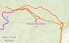 Potato Mountain hike in orange<br /> Approximately 5 miles<br /> April 22, 2021