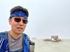 Kevin, summit of Potato Mountain<br /> April 22, 2021