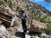 Craig Hoover on Baldy Bowl Trail<br /> December 26, 2020