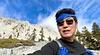 Kevin Lee on Baldy Bowl Trail<br /> December 26, 2020