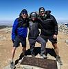 Kevin, Jen & Jaime<br /> Mt. San Antonio summit<br /> April 18, 2021