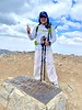 Craig on the summit of Mt. San Antonio aka Mt. Baldy<br /> July 18, 2021