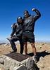 Jaime & Jen<br /> Mt. San Antonio summit<br /> April 18, 2021