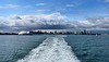 Departing Long Beach aboard the Catalina Express, Long Beach to Avalon<br /> May 16, 2021