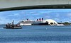 Queen Mary<br /> Catalina Express, Long Beach to Avalon<br /> May 16, 2021
