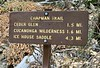 Ice House Canyon Trail<br /> November 12, 2020