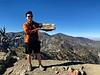 Atop Telegraph Peak, 8939ft