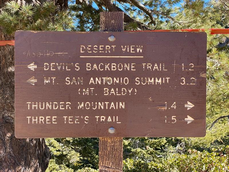 3 T's hike<br /> November 17, 2019
