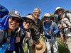 Kevin, Steve, Ramon, Andy & Craig.<br /> Rancho Potero Trail<br /> Santa Monica National Recreation Area<br /> May 8, 2021