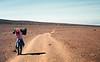 Porter en route to Kibo Hut<br /> June 12, 1994