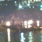 Downtown Providence River Fire