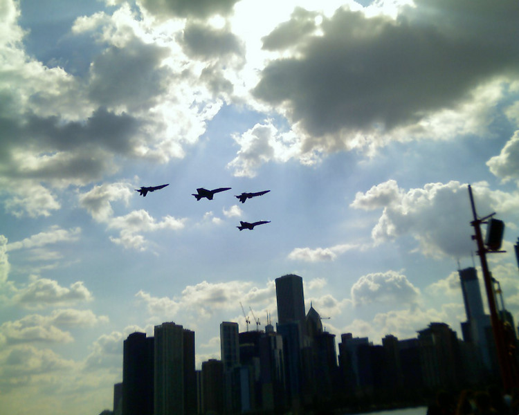 Chicago flyover