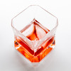 Carbonated Negroni. Regrettably, not nearly as exciting as I had hoped.