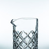 Start with an clean mixing glass.