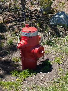 Beware the Samurai Fire Hydrant!