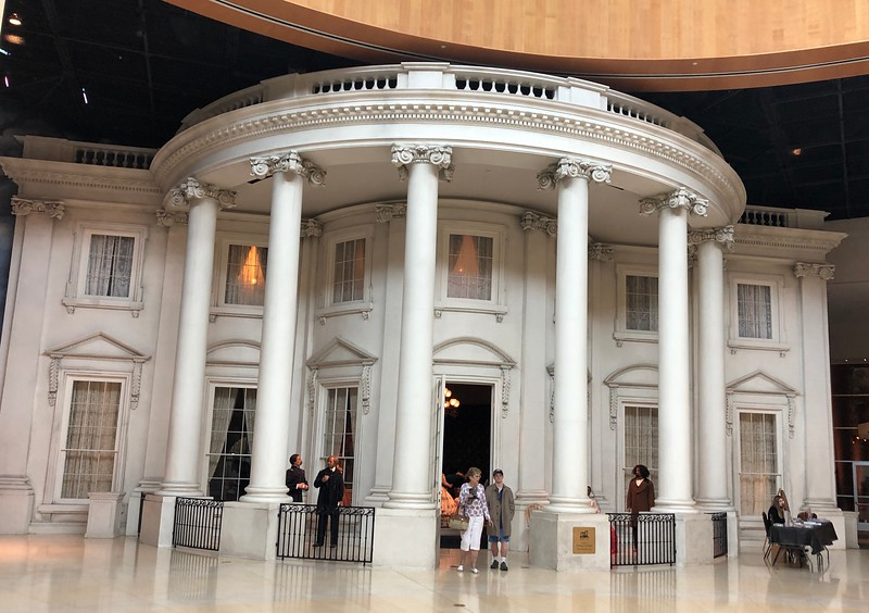 Lincoln Presidential Library and Museum, Springfield, Illinois.