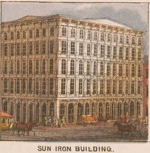 Sun Iron Building